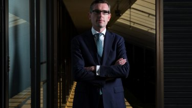 NSW Treasurer Dominic Perrottet says he is lookinag at all options to tackle housing affordability