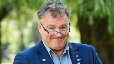 """Just because I turn around and say that I took a key, it's no different to taking a scone off someone's plate"" - actual quote from press conference from Rod Culleton, Australian senator and human adult."