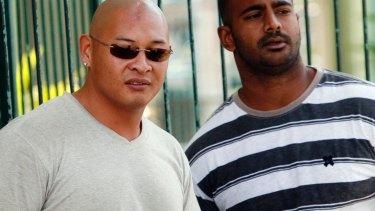 Executed: Andrew Chan with Myuran Sukumaran.