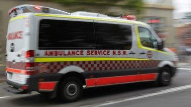 Delays: Ambulance Service of NSW.