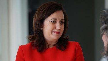 Queensland Premier Annastacia Palaszczuk has announced a $1.16b plan to boost energy security.