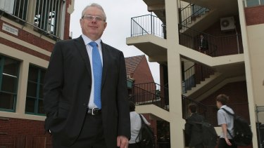 Gerald Bain-King, principal of the Christian Brothers' College in St Kilda, welcomed the move.