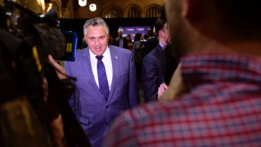 Ambassador of Australia to the United States, Joe Hockey.