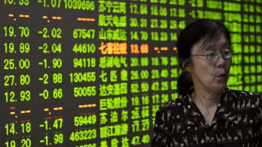 China's government has begun a crackdown aimed at quelling sharemarket turmoil