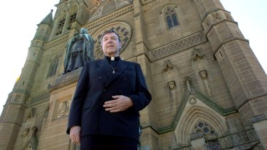 Pell became archbishop of Sydney in 2001.