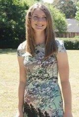 Tragedy: Olivia Inglis.