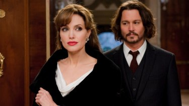 Depp hoped his upcoming fee for The Tourist, which he starred in opposite Angelina Jolie, would help bail him out of his financial problems.