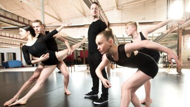 Dance trainer Paul Malek  is concerned young dancers are training too hard and risk injury and problems later in life.