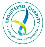 The ACNC Registered Charity Tick.