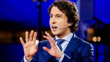 The Dutch Green Party, with fresh-faced, Justin Trudeau-look-alike leader Jesse Klaver, could yet emerge as the future of Dutch politics.
