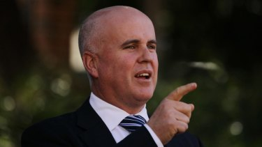 NSW Education Minister Adrian Piccoli.