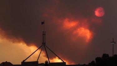 Australia's climate change policies again cop some heat.