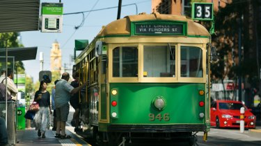 Victoria's state government is looking for new homes for dozens of Melbourne's iconic W-class trams.