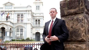 Former Leichhardt mayor Darcy Byrne says the sacking of elected representatives who have been replaced by administrators hand-picked by the Liberal and National parties, has shocked and alarmed many people.