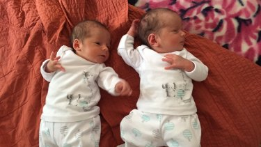 """""""By law, they have freedom of movement,"""" says the father of the twins."""