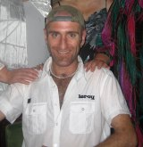 Anthony Cawsey, whose body was found in Centennial Park in September 2009.