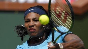 Serena Williams has slammed Novak Djokovic over gender pay comments.