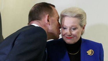 It was the week in which Tony Abbott popped out to declare that everything he had done or tried to do as prime minister was perfectly fine and reasonable.