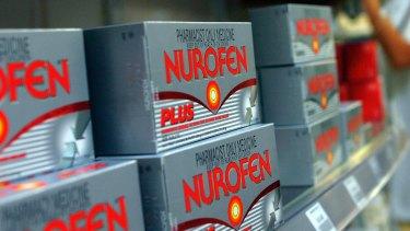 Nurofen Plus: could be prescription-only.