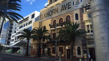 Elkhorn Avenue at Surfers Paradise will get a makeover featuring huge silver ferns.