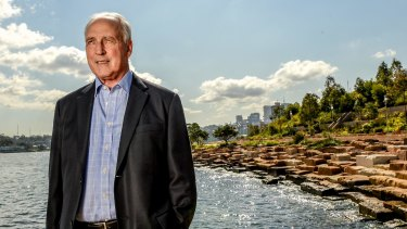 """Former prime minister Paul Keating said the proposed Sydney Modern project was about """"money, not art""""."""