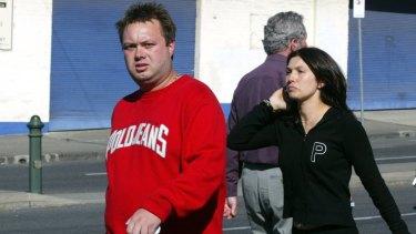 Carl and Roberta Williams in 2004.