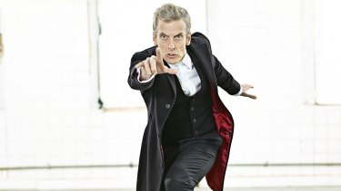 Peter Capaldi is stepping down as The Doctor.