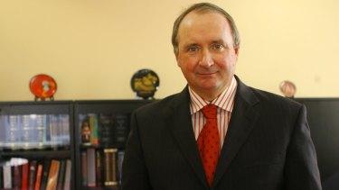 Chief Magistrate Graeme Henson.