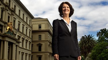 Louise Asher has announced her retirement from state politics at the next election.