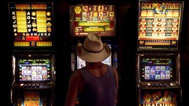 Australians gamble away more than 11 billlion a year on pokies.