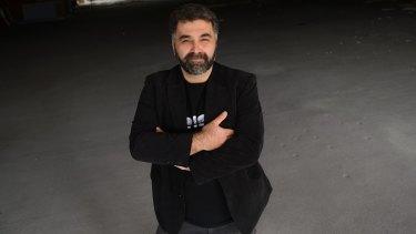 ASRC founder and chief executive Kon Karapanagiotidis.