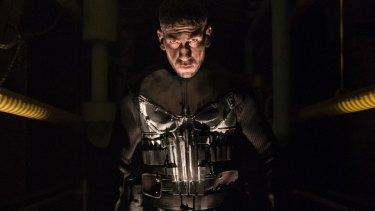 John Bernthal is soldier-turned-vigilante Frank Castle in Marvel's The Punisher.
