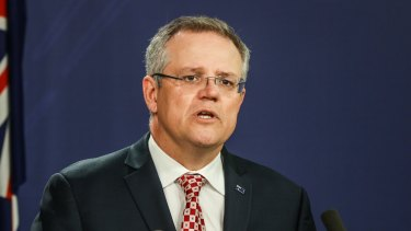 Treasurer Scott Morrison says he does not want to tax people more.