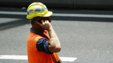 The construction industry paved the way for the mobile phone.