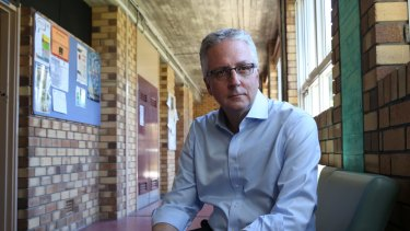 Mark Scott has warned principals not to rely on federal school funding figures.