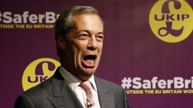 Brexit: UK Independence Party (UKIP) leader Nigel Farage tells a rally why he believes Britain should leave the EU.