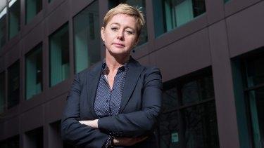 Chief executive of Australian Council of Superannuation Investors Louise Davidson.