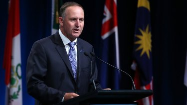 New Zealand Prime Minister John Key says his country's offer is 'sensible and compassionate'.