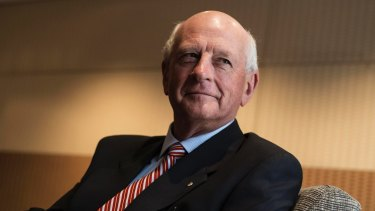 Former Woolworths boss Roger Corbett refutes talk of any ill feeling between him and the supermarket's management team.