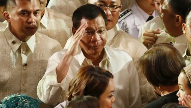 "Philippines President Rodrigo Duterte says he will escalate his ""war on drugs""."