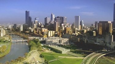 There are 1,347 apartments in the City of Melbourne used year-round as short-stay accommodation.