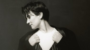 K.D. Lang and her band were let down by poor sound.