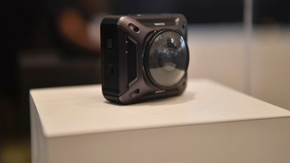 CES 2016: Nikon launches 4K, 360-degree action camera