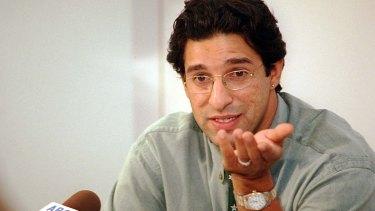 """If he can do this to me, what will he do to the common man?"": Wasim Akram."
