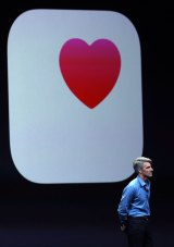 Apple's Craig Federighi expressed the company's plan to keep all the different health information in your phone from 'living in silos'.