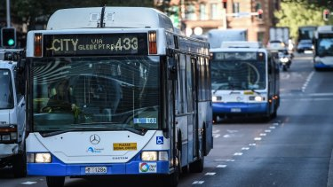 Keolis Downer and Transit Systems are eager to bid for Sydney bus contracts.