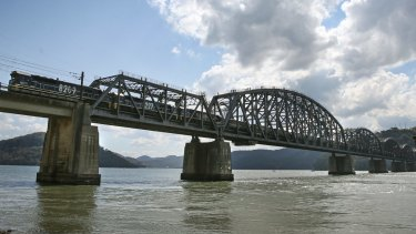 Belated investigations in 2015 showed significant corrosion on a pier supporting the Hawkesbury River Rail Bridge. Subsequent investigations have shown corrosion in its upper sections.