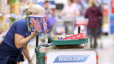 Tesco's dog days may be over