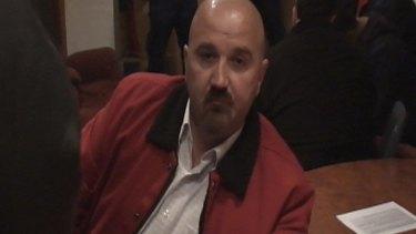 """Killed: Zeljko """"Steve"""" Mitrovic."""