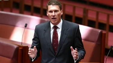 Cory Bernardi's travel will add to debate about whether politicians' family reunion benefits are too generous.